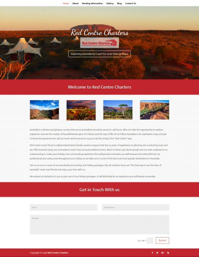 Red Centre Charters